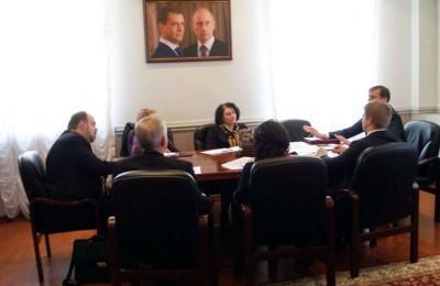В МО Нагорный прошло очередное заседание координационного совета
