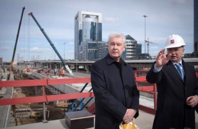 По словам мэра, новая дорога в Коммунарке улучшит движение в Новой Москве