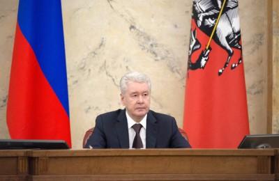 Собянин: 27 регионов страны представлены на прилавках московских ярмаро
