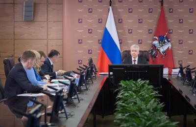 Сергей Собянин заявил, что система образования Москвы готова к новому учебному году