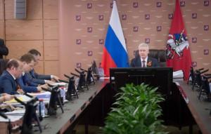 Собянин: этой весной в Москве будет высажено 380 тысяч деревьев и кустарников
