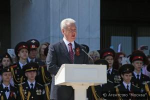 Мэр Москвы Сергей Собянин назвал прошедшие майские праздники самыми массовыми в истории столицы