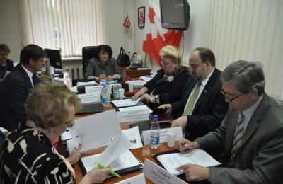 Заседание Совета депутатов 19 мая