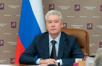 Сергей Собянин отметил, что количество посетителей парков выросло в 3, 5 раза