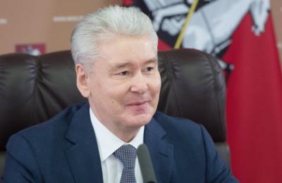 По словам Сергея Собянина, количество отличников ЕГЭ увеличилось на треть