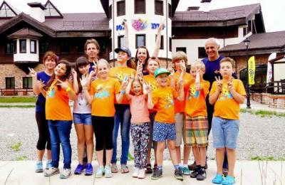 Спорткомплекс «КАНТ» проводит работу в рамках программы по реабилитации детей-инвалидов «Лыжи мечты»