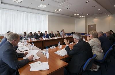 Президиум совета муниципальных образований