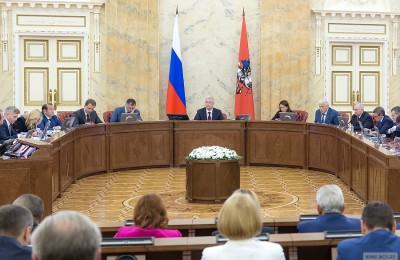 Мэр Москвы Сергей Собянин в ходе заседания правительства города сообщил, что столица стала лицером национального рейтинга прозрачности закупок