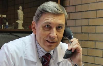 Депутат Александр Глазков