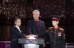 Сергей Собянин открыл V фестиваль «Круг света»