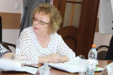 Депутат муниципального округа Нагорный Елена Королевская