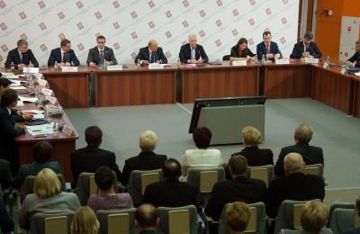 В Ассоциации муниципальных образований Москвы работает Совет по внешнему аудиту