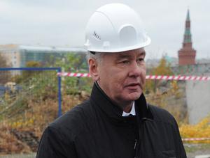 Сергей Собянин рассказал о проектировке будущего парка Зарядье