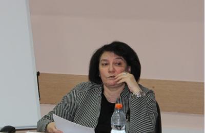 Глава муниципального округа Нагорный Наталья Медведева