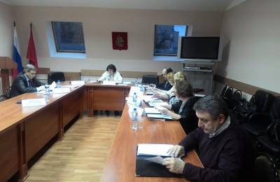 Муниципальные депутаты провели внеочередное заседание