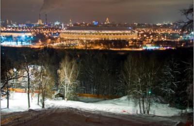 Москвичи получат канатную дорогу между Воробьевых гор и «Лужниками» к 2018 году