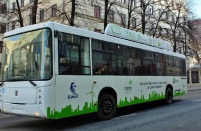 В новом году на улицах Москвы могут появиться электробусы