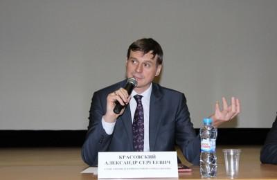 Глава управы Нагорного района обсудит вопросы капитального ремонта на заседании окружного штаба