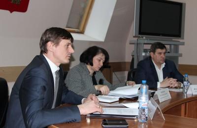 Муниципальные депутаты и глава управы обсудили возможность создания народного парка