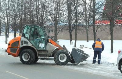 Эффективность уборки улиц в Москве лучше, чем в других городах России