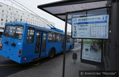 В столице на остановках появятся новые табло, указывающие время прибытия общественного транспорта