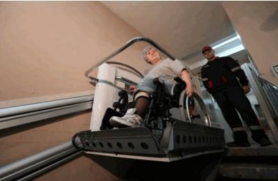 Для жителей Нагорного района открыли пункт выдачи средств технической реабилитации