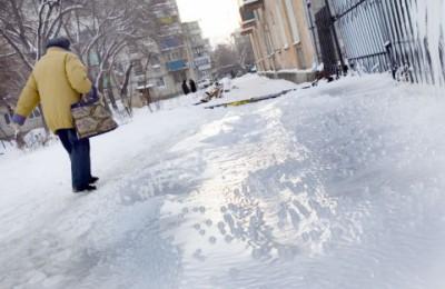 Травматизм из-за гололеда в Москве в этом году сократился на 25%