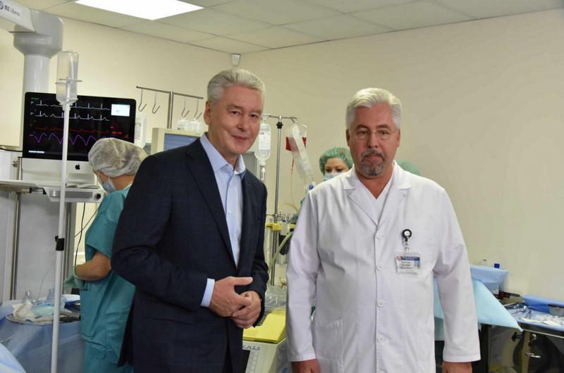 Собянин: В новейшей столице России построят крупный медицинский центр
