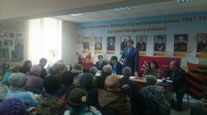 Пенсионерам в Нагорном районе рассказали о льготах на капитальный ремонт