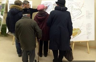 Жители Нагорного района смогут ознакомиться с проектами межевания квартала
