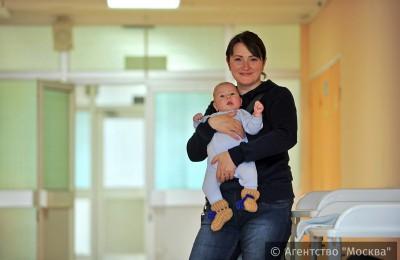 Молодые мамы смогут получать готовые наборы питания для малышей