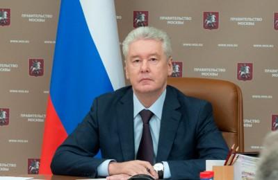 Сергей Собянин обсудил развитие городских интернет-порталов в Москве