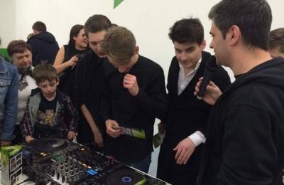 Сотрудники одного из учреждений ЮАО провели мастер-класс по диджеингу на Московском культурном форуме