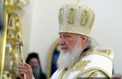 Патриарх Кирилл освятит храм Покрова Пресвятой Богородицы в районе Орехово-Борисово Южное