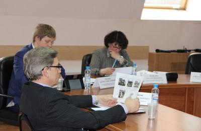 Депутаты муниципального округа соберутся на очередном заседании