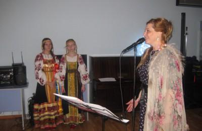 Жители узнают историю становления русского фольклорного творчества