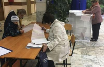 Жители Нагорного района приняли участие в предварительном голосовании