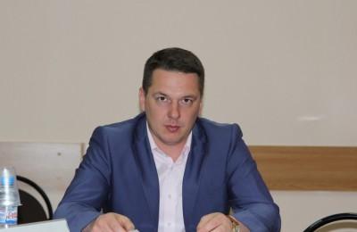 Депутат муниципального округа Нагорный Максим Локтев