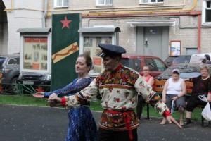 В Нагорном районе утвердили перечень летних мероприятий