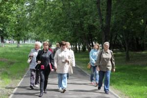 Пешеходная экскурсия в Нагорном районе