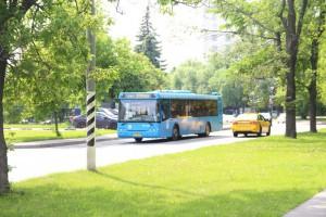 Общественный транспорт в ЮАО