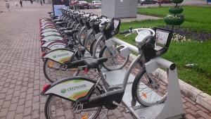 Пункт велопроката в ЮАО