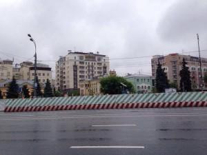 "Работы в рамках программы ""Моя улица"""