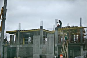 Строительство будущего здания ЗАГС в ЮАО    Строительство будущего здания ЗАГСа в ЮАО