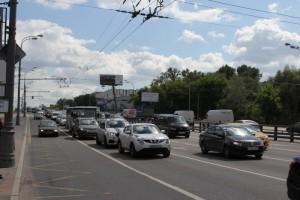В Нагорном районе заменят асфальт на нескольких улицах
