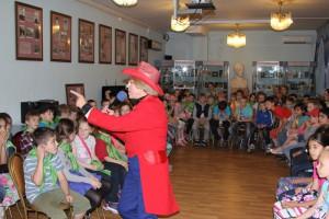 В Нагорном районе покажут детский спектакль