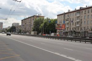 Улицы Нагорного района продолжают очищать от незаконных построек
