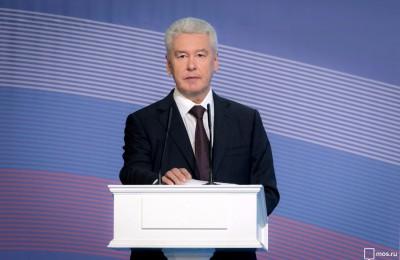 Мэр Москвы Сергей Собянин сообщил, что видеонаблюдение станет элементом общественного контроля на думских выборах в столице