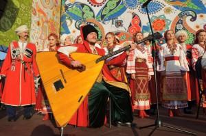 Фото с фестиваля «Русское поле»