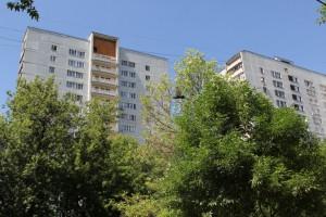 Многоквартирные дома в Нагорном районе